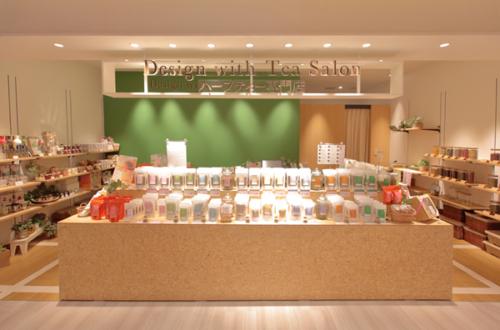 Design with Tea Salon 博多マルイ店