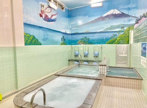 西公園浴場